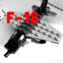 LEGO Mini F-18 & Control Tower