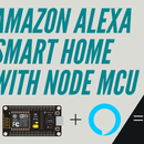 Amazon Alexa Smart Home using Node MCU
