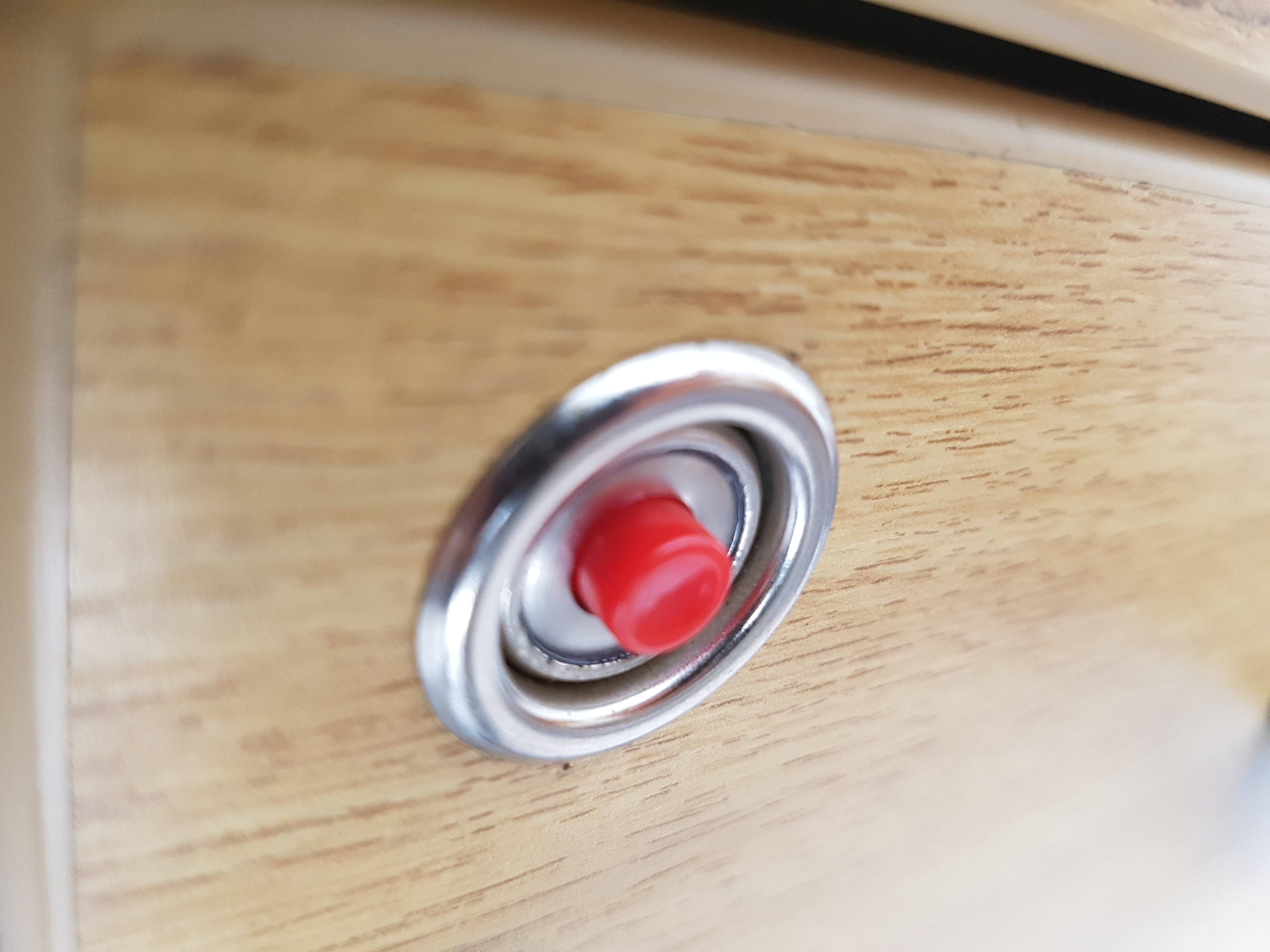 Picture of Re-fit the Button-lock!