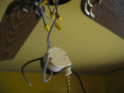 How To Replace A Ceiling Fan Speed Switch 4 Steps Instructables