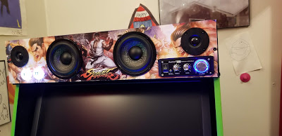 Picture of Mount the Amp With a 3D Printed Frame