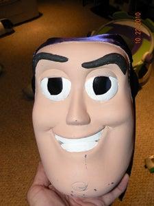 Buzz's Face