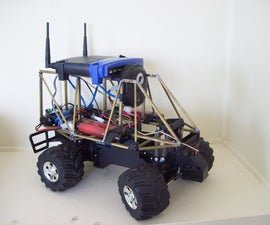 DIY: How to Build a WiFi Robot Spybot