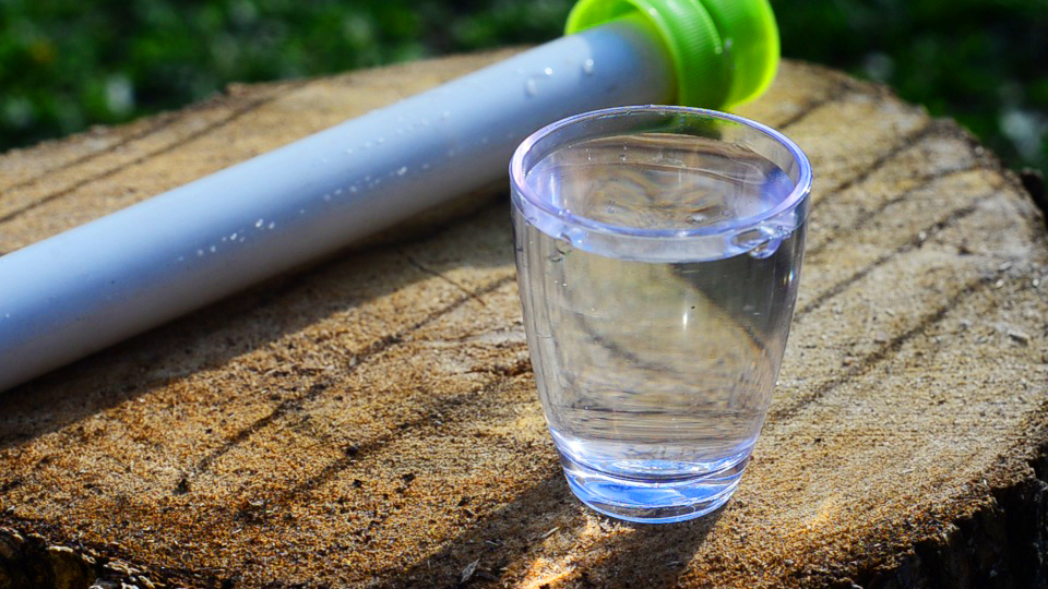 Picture of Simple Solar Water Filter