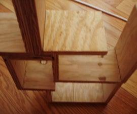 DIY- Transformable Shelf
