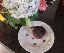 Chocolate Chocolate Chip Muffins From Disney's Andi Mack