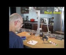Tic Tac Toe Robot