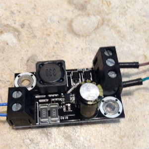 Picture of LED Driver (constant Current Buck Regulator)