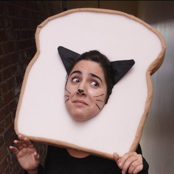 Cat Breading Costume