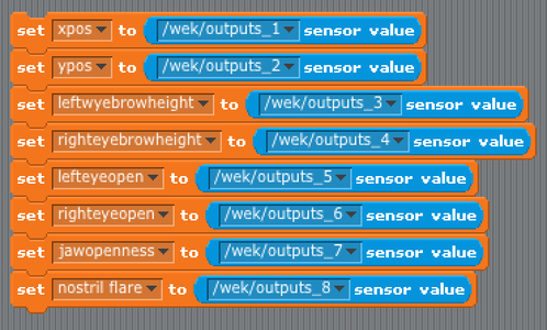 Create Variables in Scratch for Each of Your Data Points