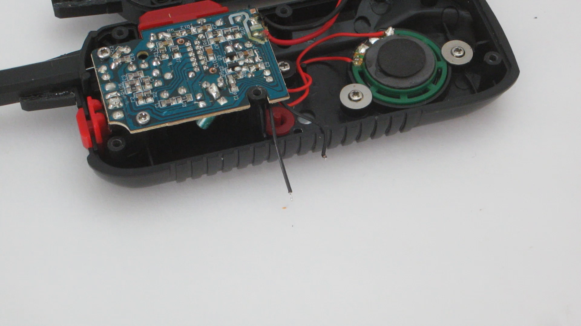 Picture of Add a Latching Switch to the Transmitter