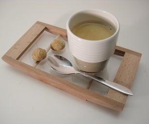 Stylish Coffee Cup Trays