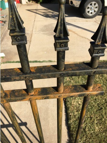 Picture of Cemetery Gates