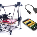 Android 3D printer control