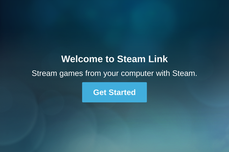 Configuring the Steam Link Software