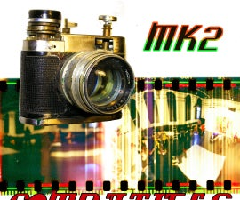 Extra Compact Slit Scan Camera Mk2