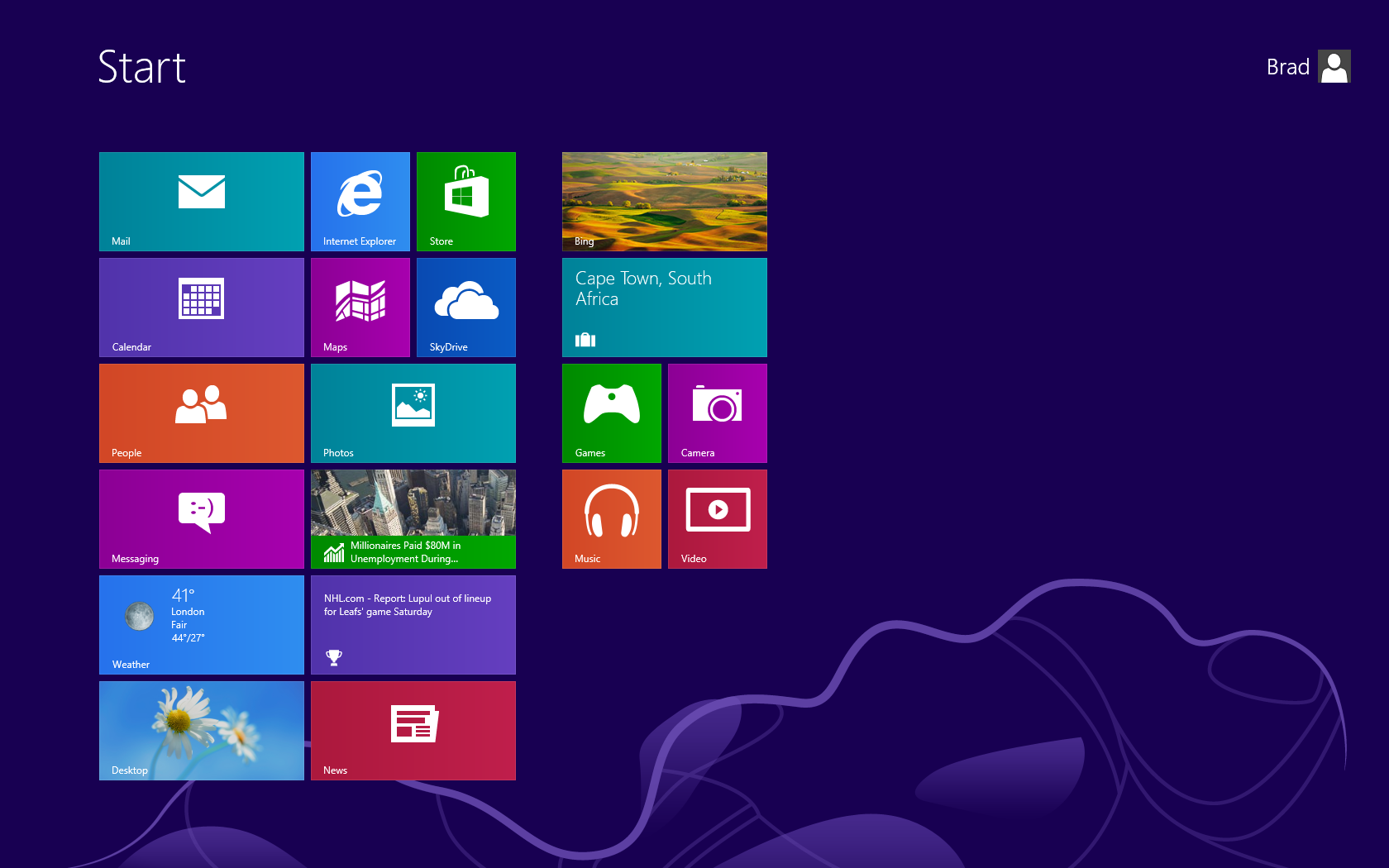 Picture of Upgrading and Using Windows 8!