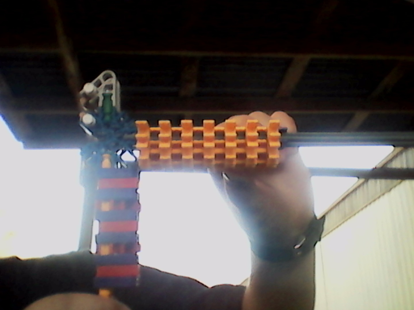 Picture of Knex Uzi Just for the Looks