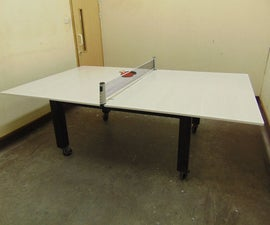 How To.. Make A Magic Ping Pong Table