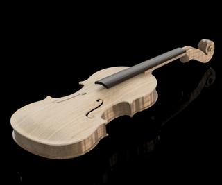 Fusion 360 Modeling the Top of the Guaneri 'del Gesu' Vieuxtemps Violin