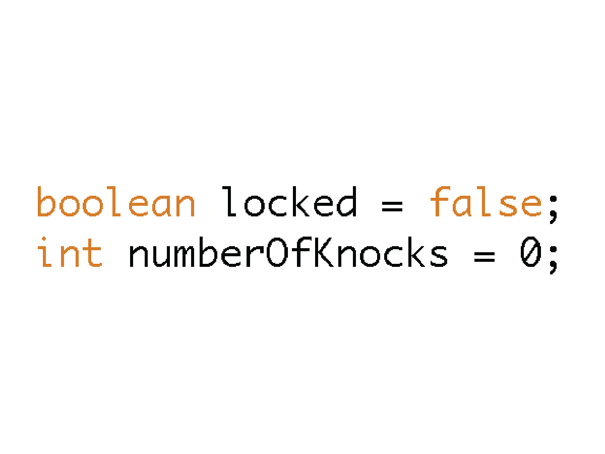 Picture of Knock Variables