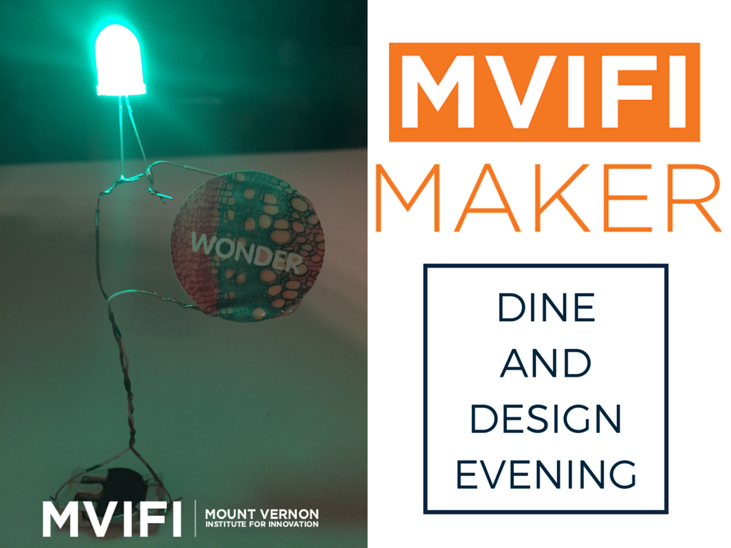 Picture of MVIFI Xlr8: Makers - Dine and Design Evenings
