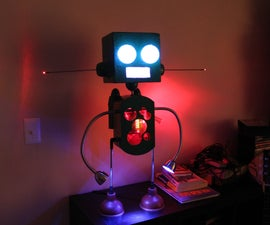 Make a Robotty!