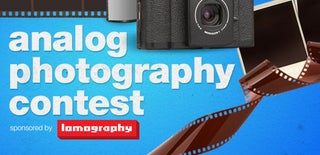 Lomography Analog Photography Contest