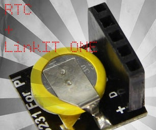 Real Time Clock (RTC) With LinkIt ONE