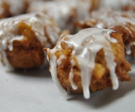 Apple Fritters (Starbucks Copycat Recipe)