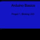 Project 1, Blinking LED