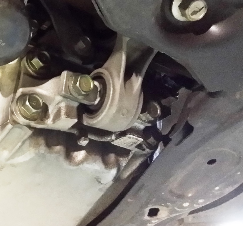 Picture of Remove Subframe