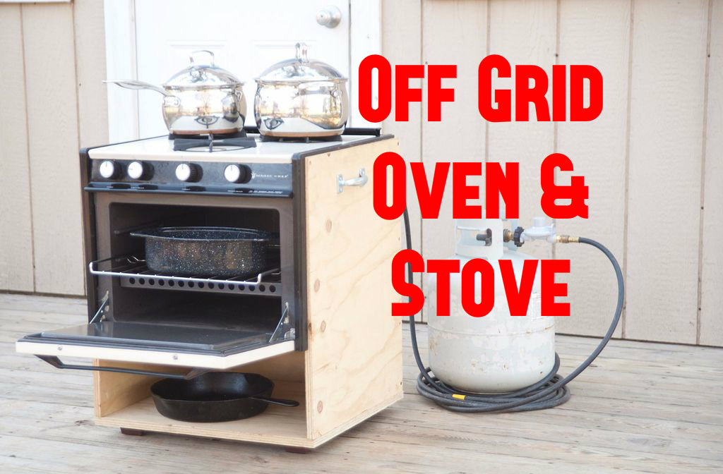 Picture of Portable Off Grid Oven & Stove