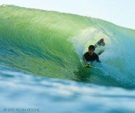 Bodysurf Handplane