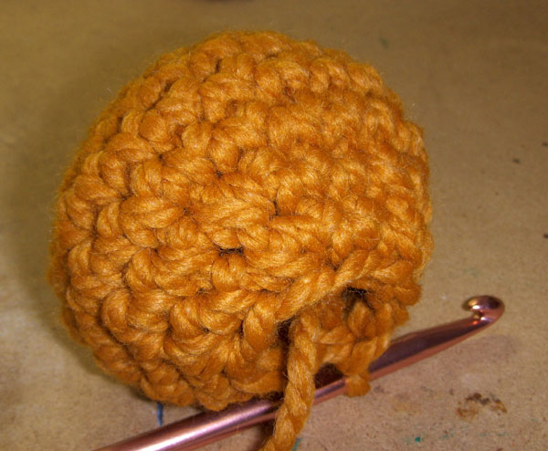 Picture of How to Crochet a Ball or a Hackey Sack
