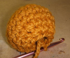 How to crochet a ball or a hackey sack