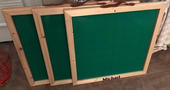 Lego Framed Trays