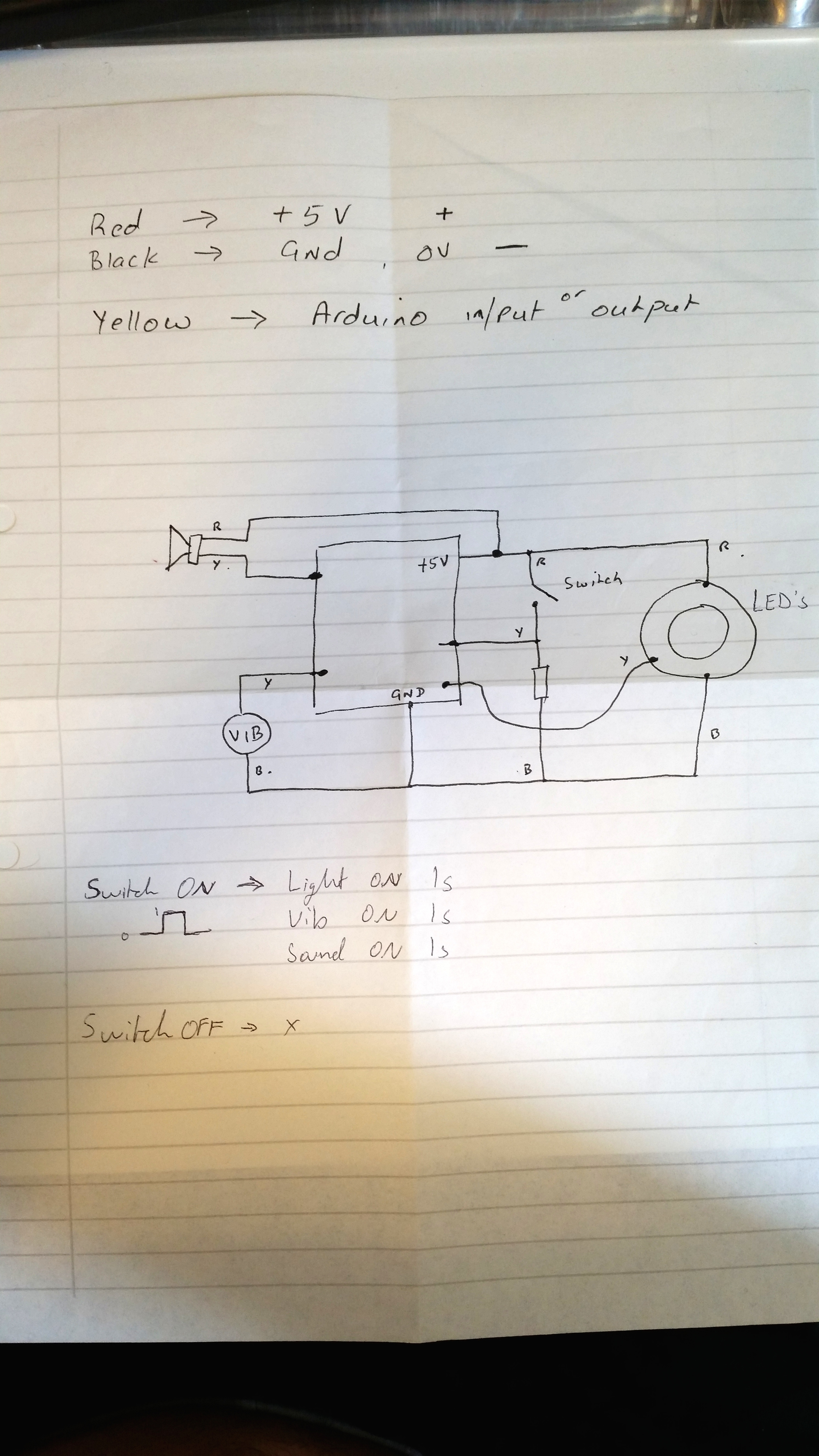 Picture of Assembling the Circuit