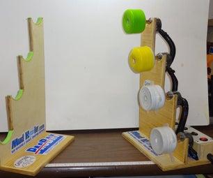Custom Rod Building: Multiple Rod Dryer