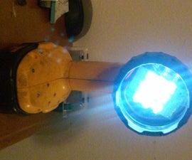 LED bulb for dewalt 18v light