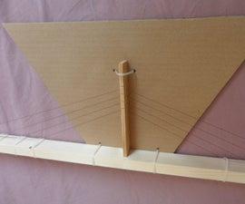 Scrapheap harp