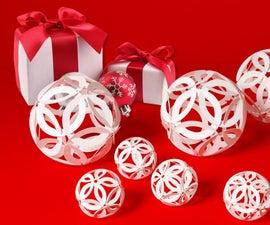 pazo - icosahedron decor
