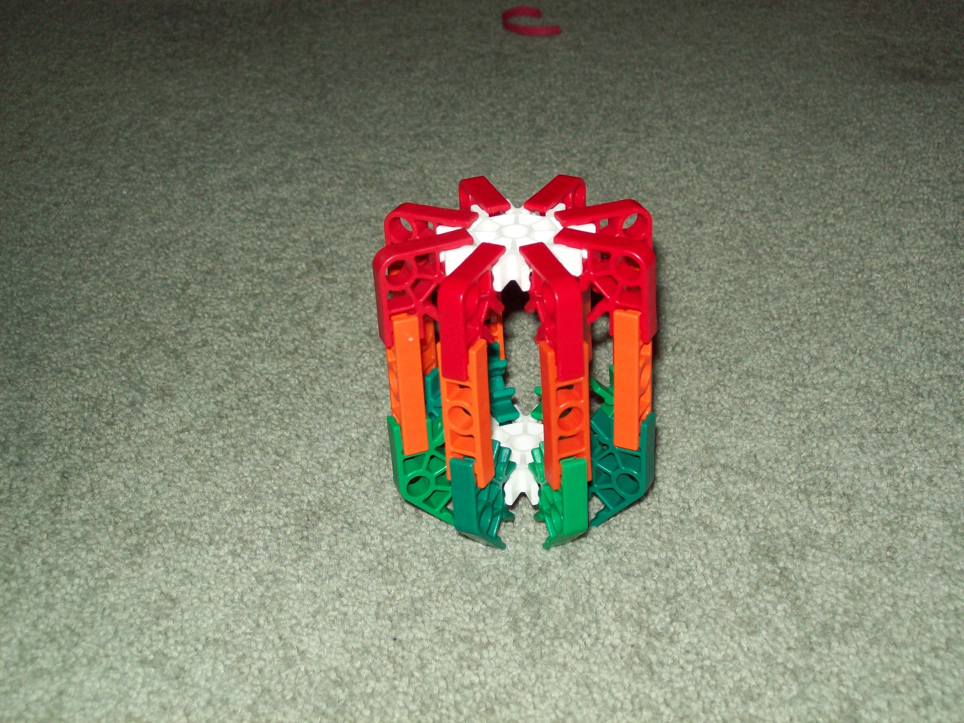 Picture of Knex Grenade (advanced)