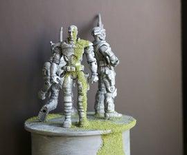 Starter Terrain: Hero's monument