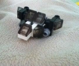 Modular Lego Ship Assembly System