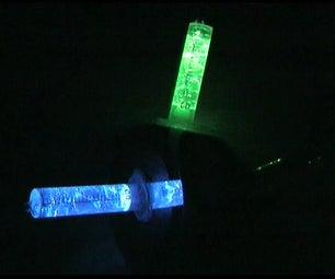Hair Gel + LED = Light