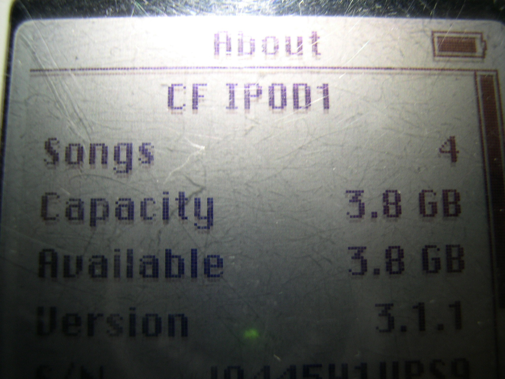 Picture of Test the IPod's Functionality and Restore