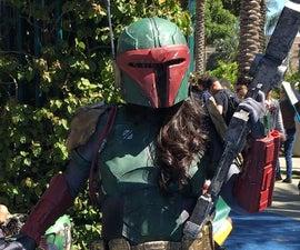 "How to Make a Female Star Wars: ""Boba Fett"" Costume"
