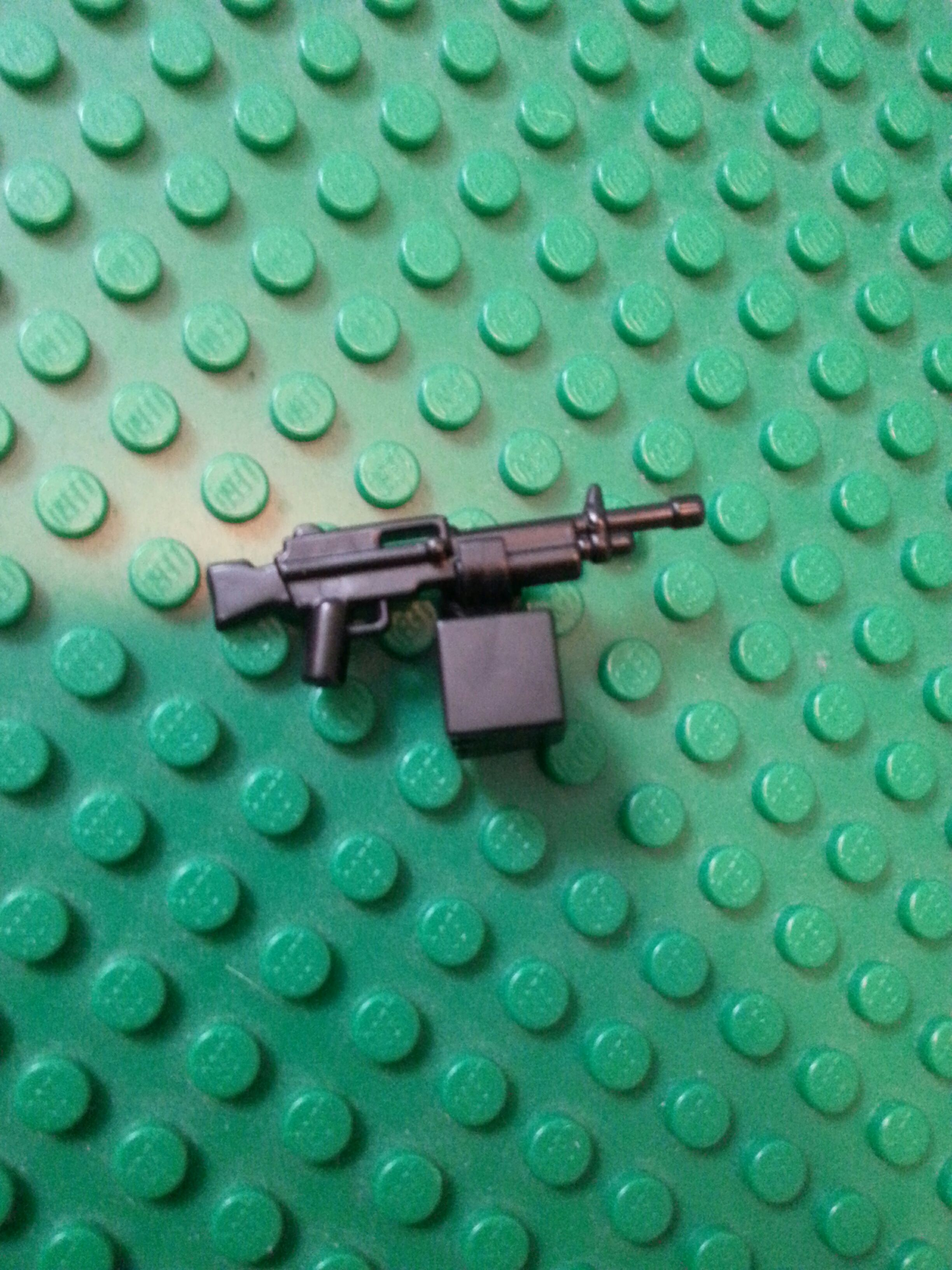 Picture of The LMG (light Machine Gun)