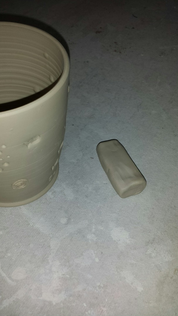 Picture of Trim Your Pot and Prepare Handle